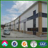 Constructions industrielles isolées de structure métallique