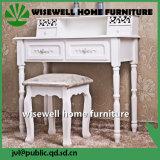 寝室(W-HY-075)のための熱い販売法の化粧台デザイン