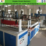 Maquinaria do PC do PVC transparente/translúcida/da folha/telha extrusão da manufatura