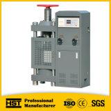 La vis à billes électrique règlent la machine de test de compactage de brique rouge de béton/colle