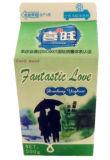 3-lagiger dreieckiger Karton 500g für Joghurt