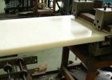 100%년 Virgin Nylon Sheet, PA6 Sheet, White, Blue Color를 가진 Plastic Sheet