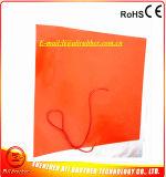 calentador del caucho de silicón del calentador 110V 1200W de la impresora 3D de 1100*1100*1.5m m