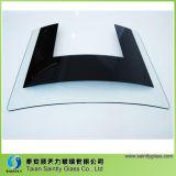 Ausgeglichenes Glas mit Silk Drucken für Reichweiten-Hauben-Glas-Teile