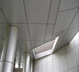 El panel de aluminio gris del panel de pared del color para el exterior