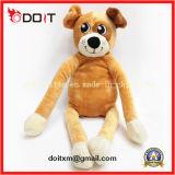 Coperta animale molle del giocattolo della peluche del cane della coperta del bambino