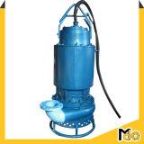 큰 단단한 입자 잠수할 수 있는 원심 슬러리 펌프