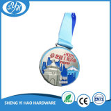 めっきされる卸し売り高品質はあなた自身の3Dメダルを作る