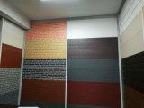 Painel de sanduíche do plutônio para a casa clara da construção de aço