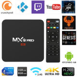 De nieuwste PRO16GB Doos Androïde 6.0.1 Slim Media Player van TV Mxq