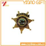Speld van het Metaal van het Email van de douane de Zachte voor de Gift van de Bevordering (yb-ly-c-33)