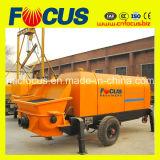 bomba concreta eléctrica o diesel de 20m3/H, de 30m3/H, de 60m3/H, de 80m3/H