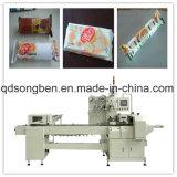 Cracker Trayless máquina de embalagem de almofadas
