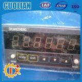 Gl-215ファクトリー・アウトレットの極度のシーリングゴムロールスリッター機械
