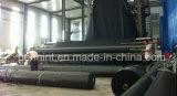 Charca de pescados plástica negra del trazador de líneas de la presa del HDPE Geomembrane