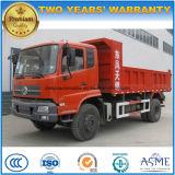 descargador 4X2 de 180HP Dongfeng 10 toneladas de Dump10 T de carro de volquete