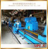 Máquina resistente horizontal universal do torno da exatidão C61250 elevada