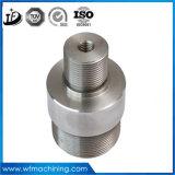 Usinagem CNC Peças de cabeça cilíndrica hidráulica para processamento de carne Fresagem por usinagem CNC Aço inoxidável e latão
