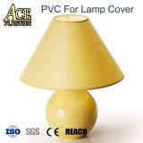 ランプのかさのフィルム印刷できるPVC材料シート
