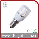 Pequenas 1W E14 Frigorífico Mini lâmpada LED de plástico