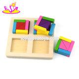 Новые популярные детей геометрии деревянные Головоломки для формы когнитивной W14A187