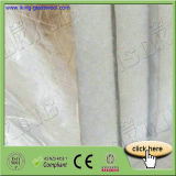 Isolation en laine de fibre de verre avec du papier aluminium via ce