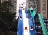OpenluchtSpeelplaatsen van de Apparatuur van de Dia van kinderen de Plastic (M11-04906)