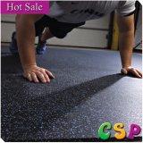 половой коврик Crossfit толщиного анти- выскальзования 3mm-12mm резиновый в поле гимнастики крена резиновый