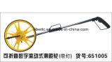 Foldableハンドルの間隔の小型測定の車輪