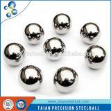 Taian Bola de acero al carbono/bola de acero inoxidable cromado/bola de cojinete de bolas/