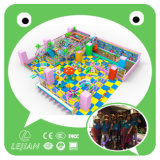 Schule Play Centre Indoor Soft Playground mit CER Certificate Approved