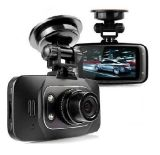 Car DVR com GPS Logger + G-Sensor Car Black Box DVR Camera, Car Camera
