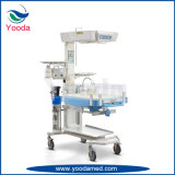 Incubadora de aquecedor infantil com cassete de raios-X