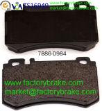 Пусковая площадка тормоза D984-7886/D984-8219/23478 автомобиля диска