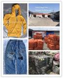 Vêtements utilisés de vente chauds en gros