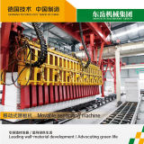 Alc 위원회 생산 라인, AAC 구획 기계장치, AAC 플랜트