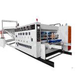 Alta velocidade de impressão Flexo Engatou Die máquina de corte