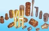 Steel et Brass inoxidables Machining Partie (X40)