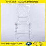 Venda por grosso Limpar PC Napoleon Cadeira Cadeira de jantar