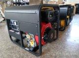 gerador do diesel da fase monofásica de motor 2.8kw-5kw Diesel