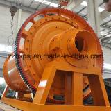 Continuo mojar la máquina del molino de bola del desbordamiento para el mineral del oro