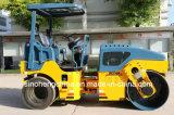Новая тонна Jm206h Vibratory Compactor 6 автошины ролика дороги польностью гидровлическая