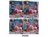 소녀 단단한 합동 Winx 인형 (952665)를 위한 플라스틱 장난감