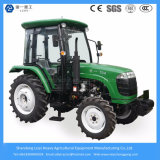 4WD 70HP Farm Agricultural / Garden Use / Gramado / Paddy Tire Tractor Yto / Deutz Engine