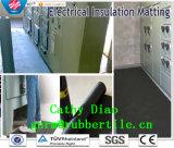 Het Uitgevaardigde Isolerende RubberBlad van China Fabriek met Lage Prijs, het Industriële RubberBlad van de Kleur, Zuurvast RubberBlad, anti-Schurend RubberBlad
