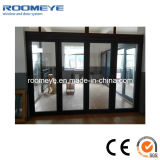 Hot Sale Double vitrage Aluminium Frame Folding Door Prix raisonnable