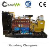 Prix électrique de générateur de biomasse avec la centrale approuvée du générateur à gaz 10kw-700kw d'OIN de la CE