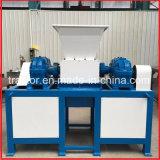 Doble papel ejes trituradora / de cartón / caja de papel / cartón / cartón / Residuos Máquina