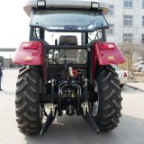 Tracteur à roues agricoles agricole Tracteur à roues 90HP Tracteur 904