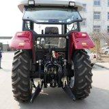 Tractor agrícola de ruedas agrícola 90HP Tractor agrícola de ruedas 904
